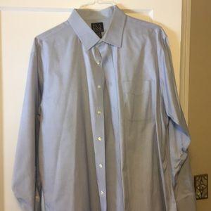 Jos. A Bank slim fit dress shirt